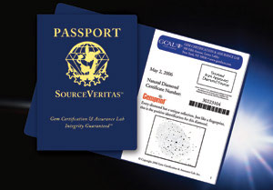 SourceVeritas Passport
