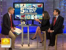 MSNBC Today's Money: 5 things to buy! (Jun 19, 2009)